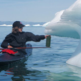 We took an assortment of Klean Kanteens on a recent month-long trip to Greenland. They were perfect for keeping water iceberg fresh. - Marcel