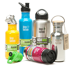 Stainless Steel Water Bottles, Insulated Mugs and Containers