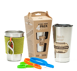 Steel Cups, Mugs and Insulated Tumblers