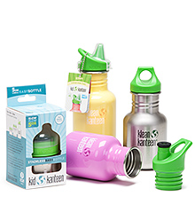 Stainless Steel Baby Bottles and Sippy Cups